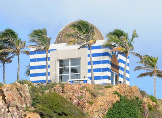 Jeffrey Epstein's Little St. John island Temple